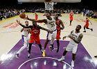 Kapitalny powrót Timberwolves nie wystarczył do zwycięstwa z Nuggets. LA Lakers przegrali z Toronto Raptors
