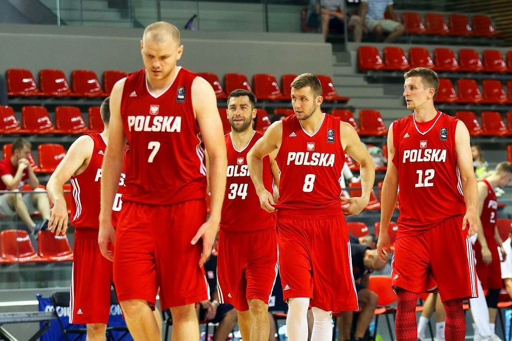 Reprezentacja Polski koszykarzy