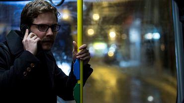 Daniel Brühl jako Daniel Domscheit-Berg w 'Piątej władzy'