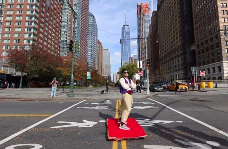 Aladyn w Nowym Jorku