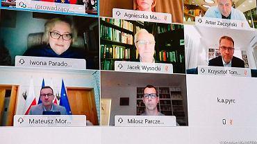 Koronawirus. Premier Morawiecki przedstawił listę ekspertów rządu