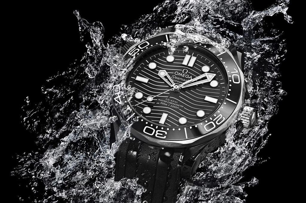 Wodoszczelność to parametr zegarka w którym toczy się odwieczna rywalizacja między producentami.