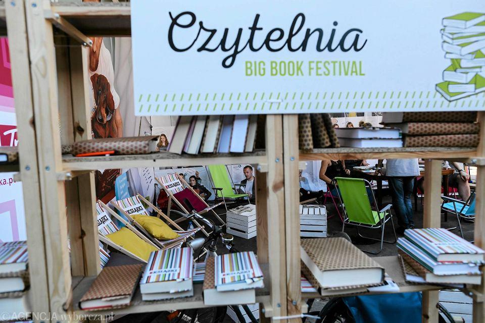 Zdjęcie numer 3 w galerii - Tłumy na Big Book Festival 2015. Zadie Smith, Sophie Hannah, Wassmo, Grzebałkowska...