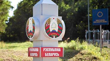 Białoruś. Przejście graniczne