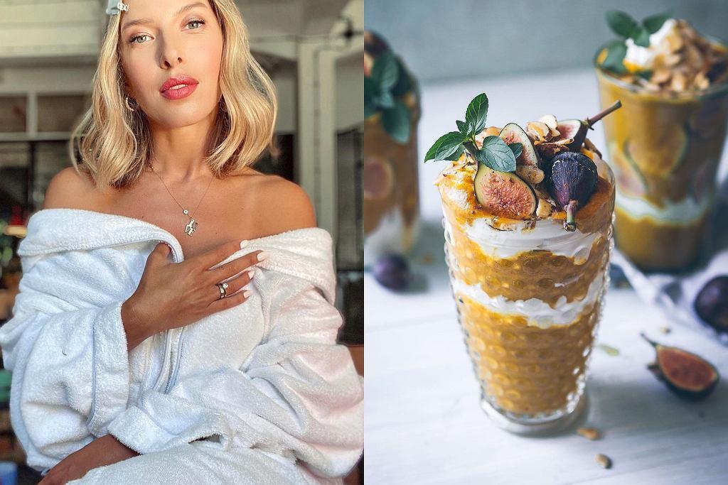 Ewa Chodakowska poleca desery z dynią