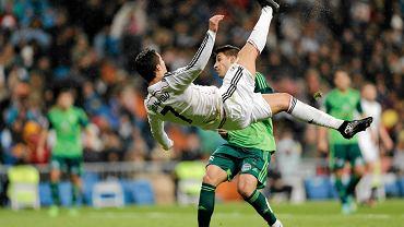 Primera Division. Real - Celta 3:0. Cristiano Ronaldo