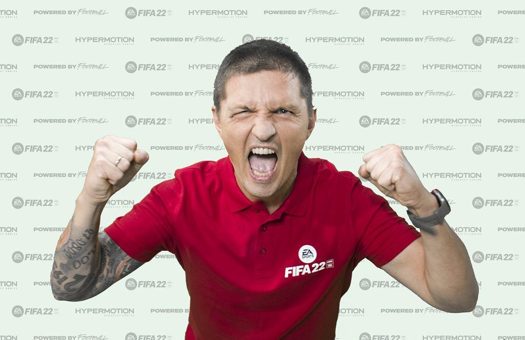 Tomasz Smokowski nowym komentatorem w FIFA 22
