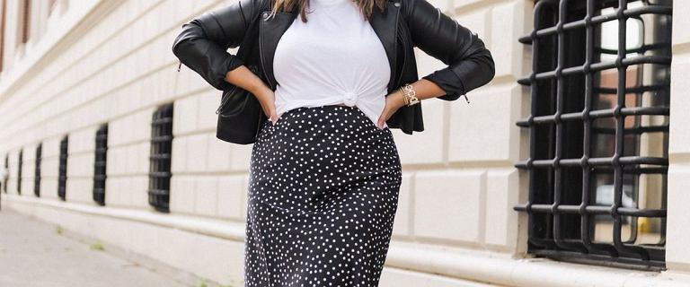 Te spódnice plus size na jesień wyszczuplą sylwetkę i kosztują niewiele! Najmodniejsze fasony na nowy sezon