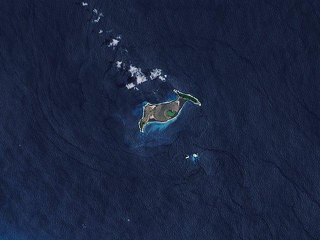 Wyspa Hunga Tonga na Pacyfiku pomoże naukowcom w zrozumieniu Marsa