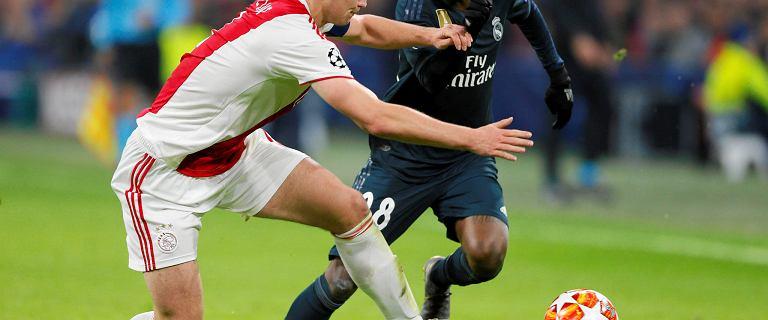 Transfery. Juventus kupi wielki talent z Ajaxu Amsterdam?