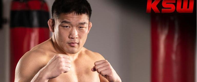 MMA. Duże wzmocnienie KSW. Mistrz olimpijski w judo podpisał kontrakt