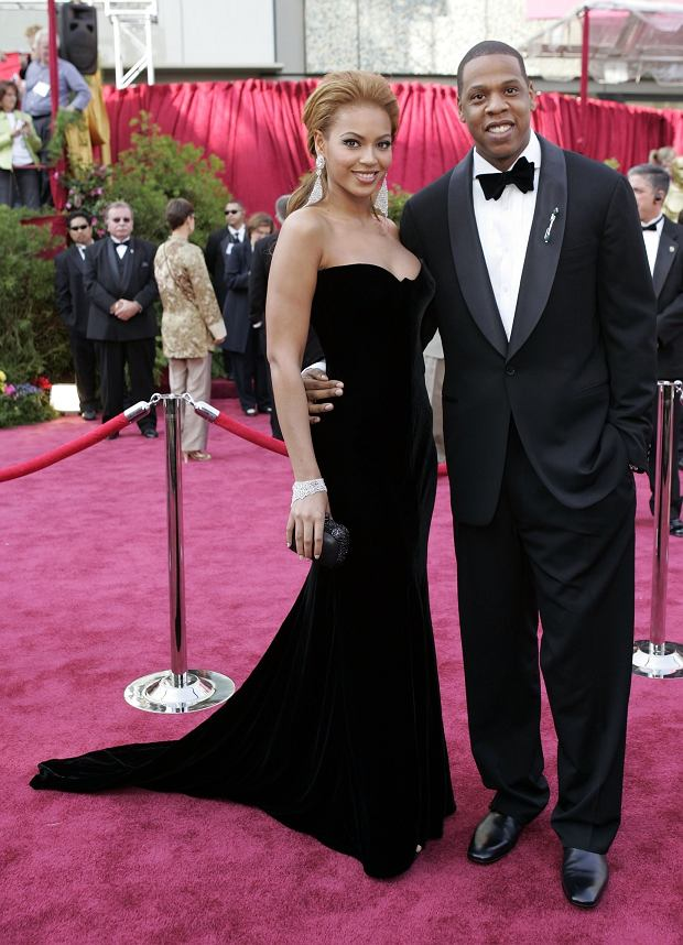Oscary 2005 - Beyonce i Jay-Z