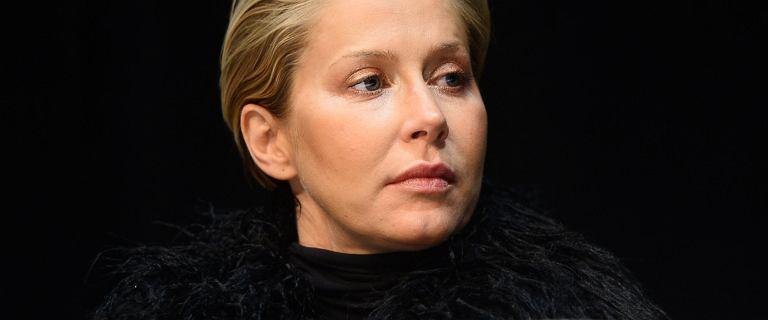 Katarzyna Warnke odniosła się do uwag na temat swojego wyglądu. Wytknięto jej niepomalowane paznokcie