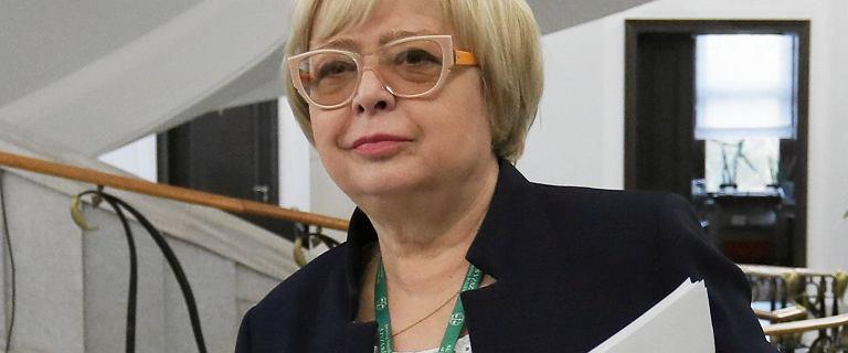 Gersdorf w liście do Przyłębskiej: Spór kompetencyjny nie istnieje