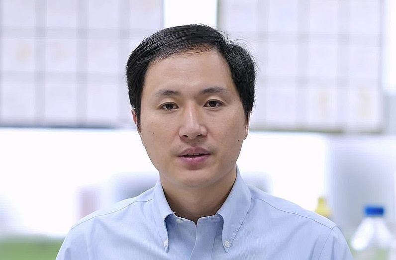He Jiankui (zdjęcie ilustracyjne)