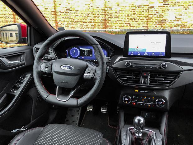 Ford Focus 1.0 EcoBoost Hybrid 155 KM mHEV