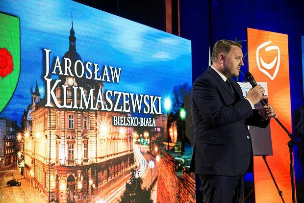 Jarosław Klimaszewski nowym prezydentem Bielska-Białej