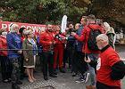 Sądy stanęły. Setki pracowników zaostrzają protest i biorą L4