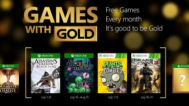 Games with Gold - lipiec 2015