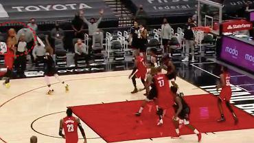 Niesamowity mecz w NBA