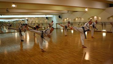 """XIX Centralne Zgrupowanie Taekwon-Do Biała Podlaska 2014. Grupa """"masters class"""""""