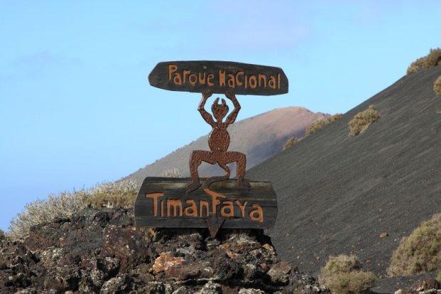 Park Narodowy Teide na Teneryfie.