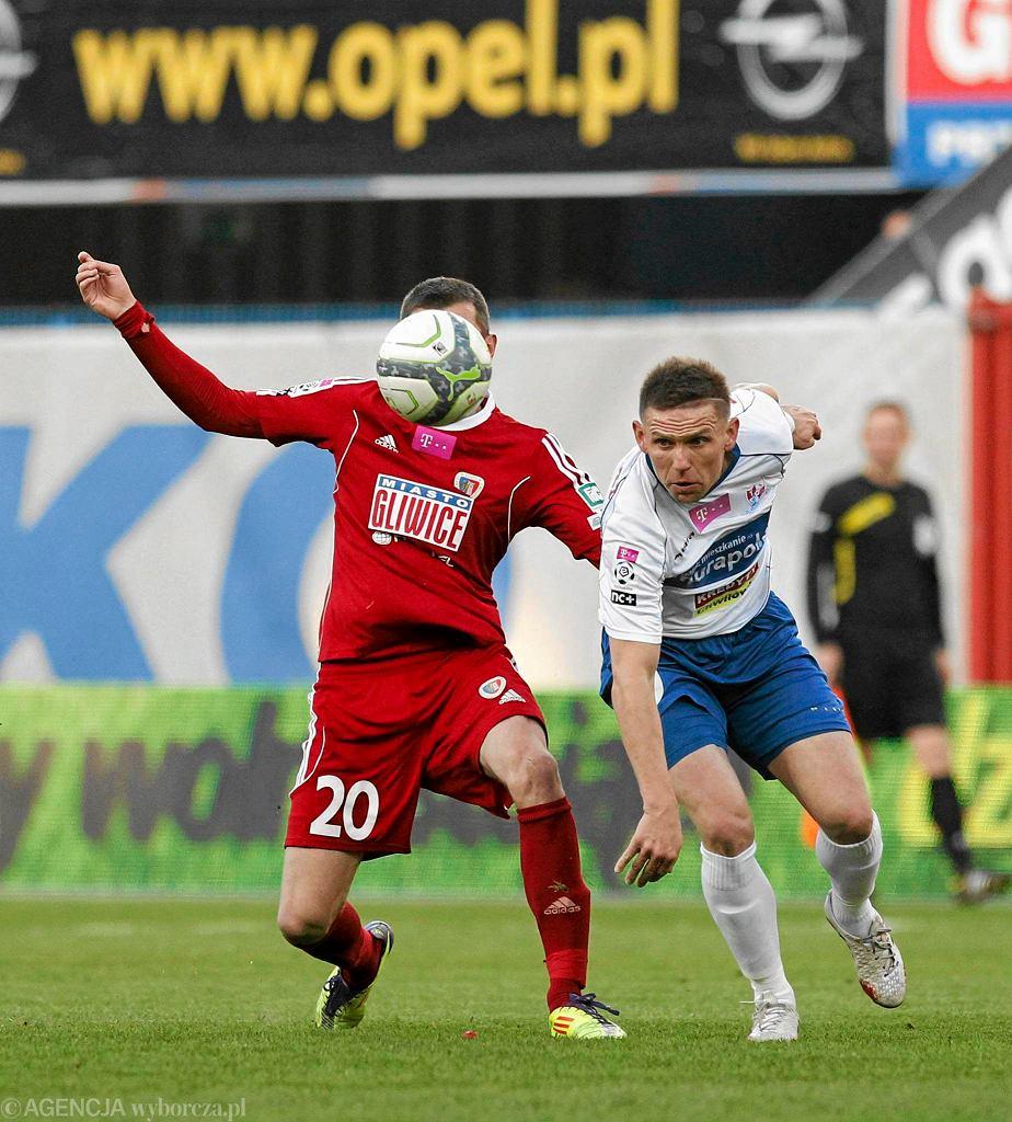 Dariusz Kołodziej, piłkarz Podbeskidzia Bielsko-Biała.
