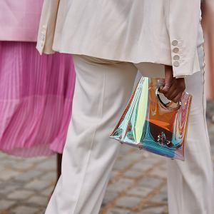 Moda uliczna Paryż 2020