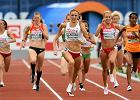 Cichocka bezkonkurencyjna w biegu na 1000 m. Padł najlepszy wynik na świecie