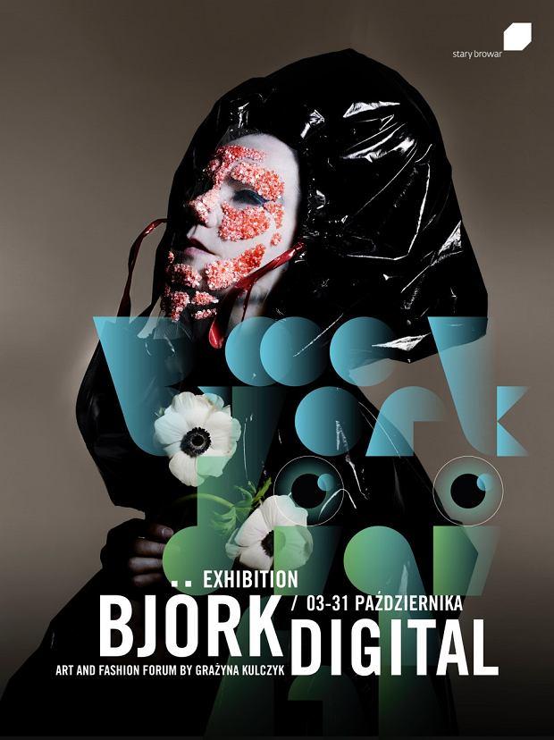 'Björk Digital' - 3-31 października, Stary Browar w Poznaniu