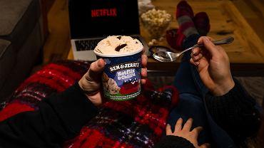 Do repertuaru Netfliksa dołącza Ben & Jerry's z nowym smakiem lodów. Mieszanka idealna