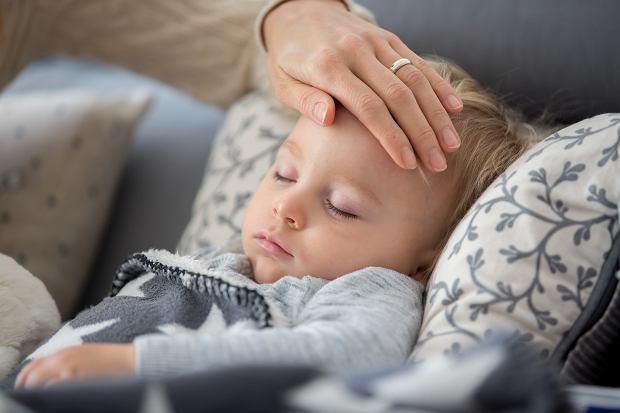 Gorączka u dziecka. 11 pytań, na które warto znać odpowiedź