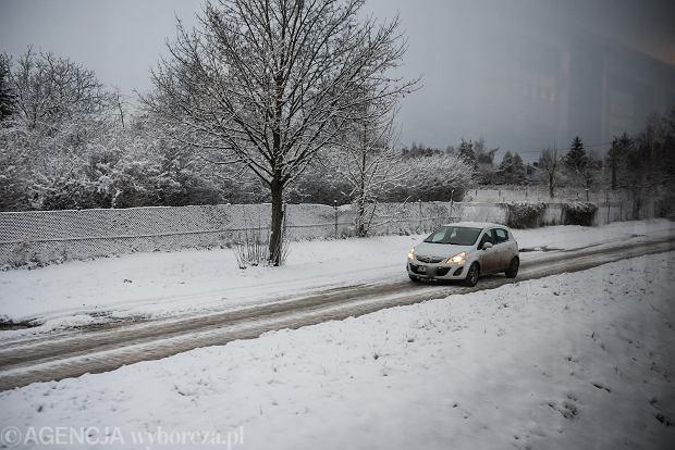 Zdjęcie numer 11 w galerii - Wrocław pod śniegiem. Zobacz zimowe zdjęcia z centrum miasta [FOTO]