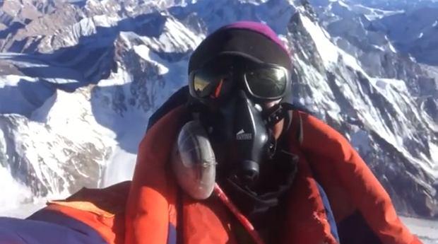 """Jest historyczny filmik spod szczytu K2! """"Nie mogę przestać go oglądać"""" [WIDEO]"""