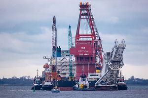 Sankcje USA na Nord Stream. Czarna lista i zakaz obsługi w portach