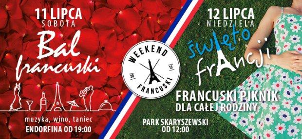 Francuski weekend w Warszawie