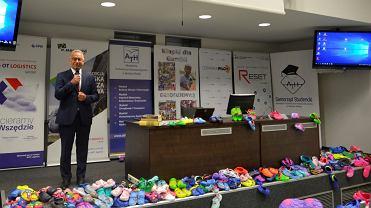 Wielka zbiórka butów dla afrykańskich dzieci
