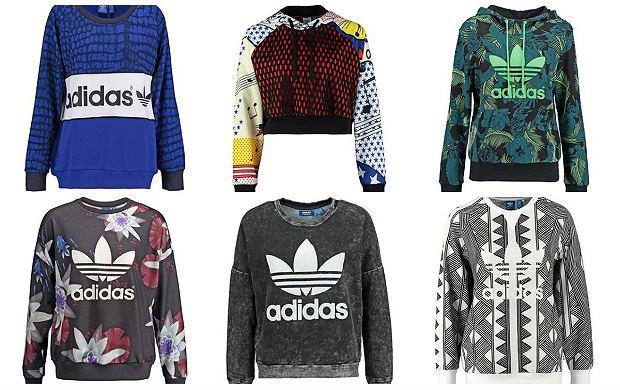 618bcffdc Damskie bluzy Adidasa - odkryj z nami najciekawsze modele