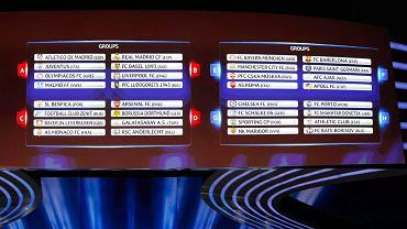 Grupy Ligi Mistrzów 2014/2015