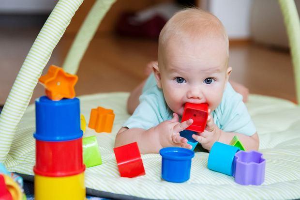 Niektóre zabawki 'rosną' razem z dzieckiem, ale staraj się nie kupować wszystkich zabawek na wyrost. To, co zachwyci trzylatka nie nadaje się dla roczniaka.