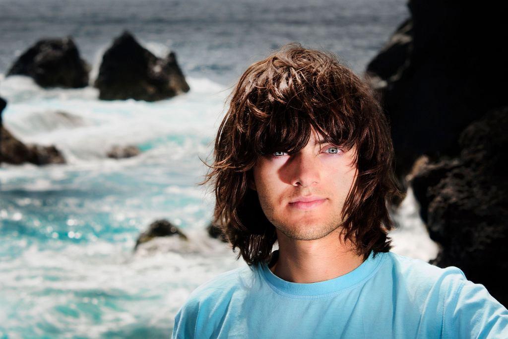 Boyan Slat (fot. The Ocean Cleanup)