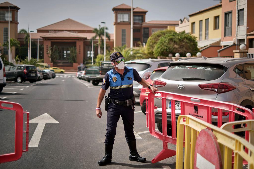 Teneryfa. Hotel H10 Costa Adeje Palace, w którym utknęli Polacy