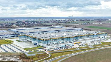 Centrum dystrybucji e-commerce Amazon w Gliwicach