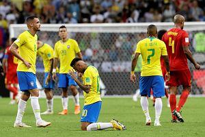 Mundial 2018. Brazylia - Belgia 1:2. Roger: Brazylijczycy grali tak, jakby ich piłka parzyła w stopy