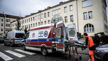 Wojskowy Szpital Kliniczny przy ul. Weigla we Wrocławiu (zdjęcie ilustracyjne)