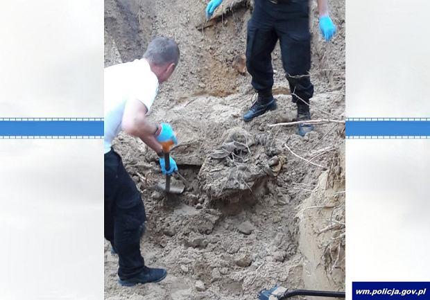 Zaginięcie czy morderstwo? Policjanci z Olsztynka rozwiązują sprawę sprzed 20 lat