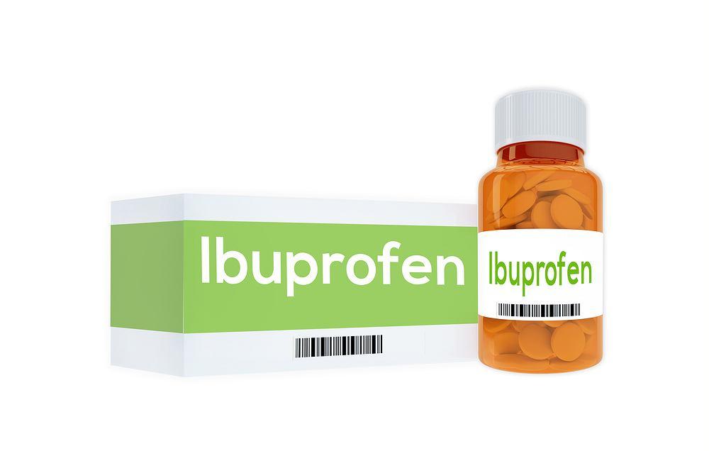 Ibuprofen - to lek przeciwbólowy stosowany w przypadku bólu o małym lub średnim nasileniu