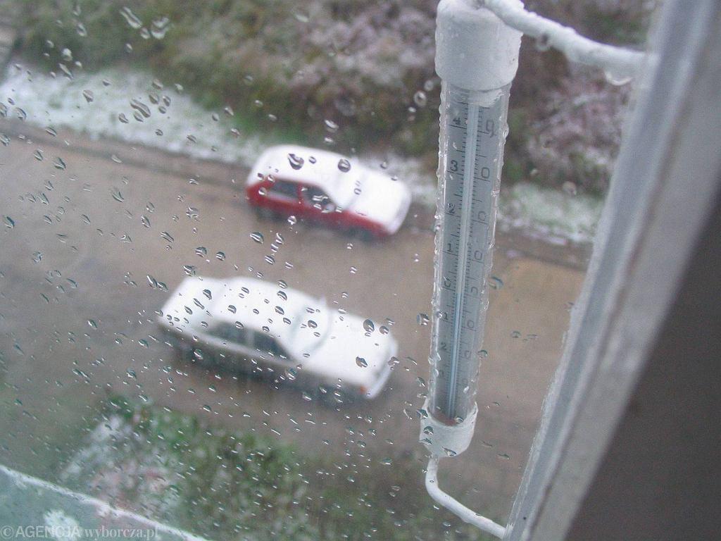 Pogoda na marzec. Wiosna ustąpi zimie. Do Polski wróci mróz
