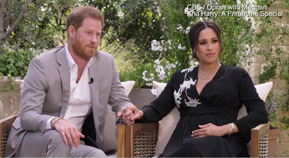 Meghan i Harry u Oprah Winfrey