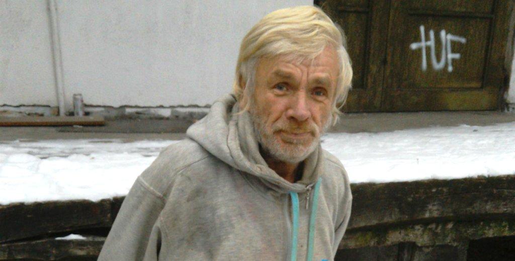 Pan Jan Czajkowski, fot. Tomasz Kaczyński